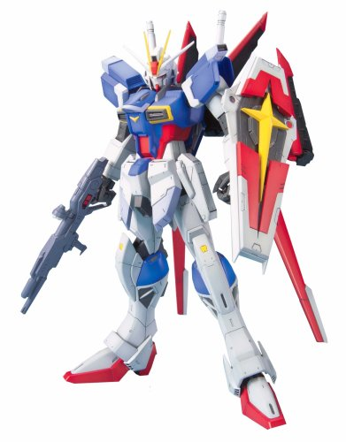 Bandai Hobby Gundam Seed Force Impulse Gundam MG Model Kit