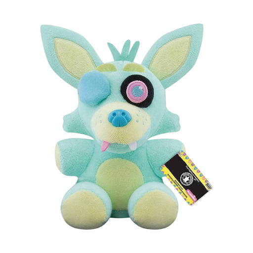 Funko Five Nights at Freddy's Plush: Special Delivery Spring Series - Foxy (Green Ver.)