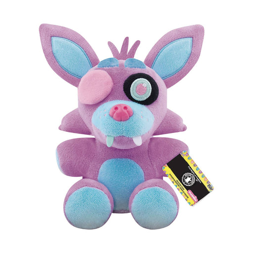 Funko Five Nights at Freddy's Plush: Special Delivery Spring Series - Foxy (Purple Ver.)
