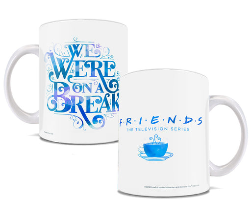 Trend Setters Friends TV Show (We're on a Break) 11-oz. Coffee Mug