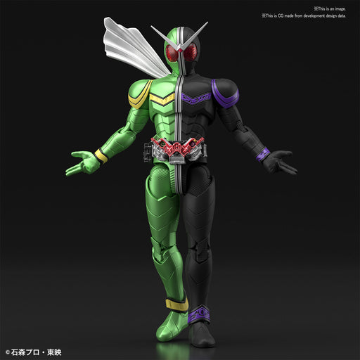 Bandai Hobby Kamen Rider Double Cyclone Joker Figure-rise Standard Model Kit