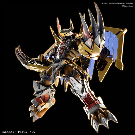 Bandai Spirits Digimon - Wargreymon (Amplified) Figure-Rise Standard Model Kit