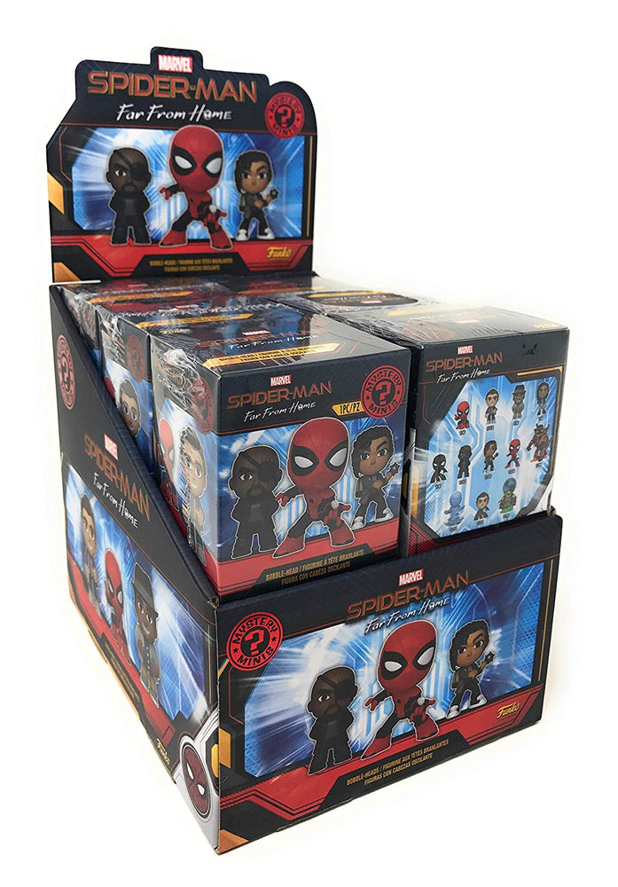 Funko Spider-Man Far From Home Mystery Mini Blind Box Display (Case of 12)