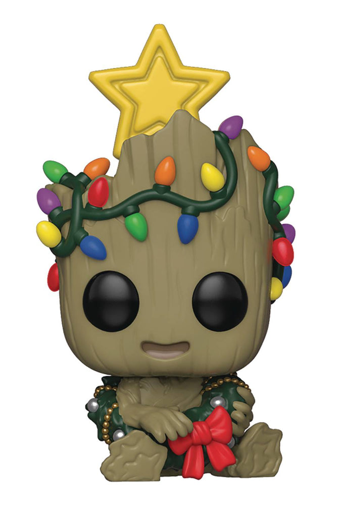 Funko Pop! Marvel: Holiday 2019 - Groot
