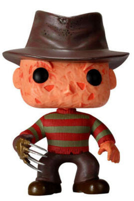 "Freddy Krueger Nightmare On Elm Street 4/"" Madballs Horrorballs"