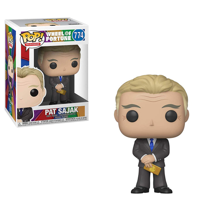 Funko Pop! Television: Wheel of Fortune - Pat Sajak
