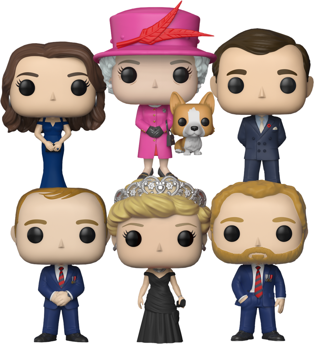 BRITISH ROYAL FAMILY PRINCE HARRY NEW IN WINDOW BOX FUNKO POP