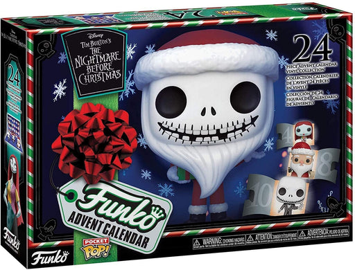 Funko Advent Calendar: The Nightmare Before Christmas 24-piece Set