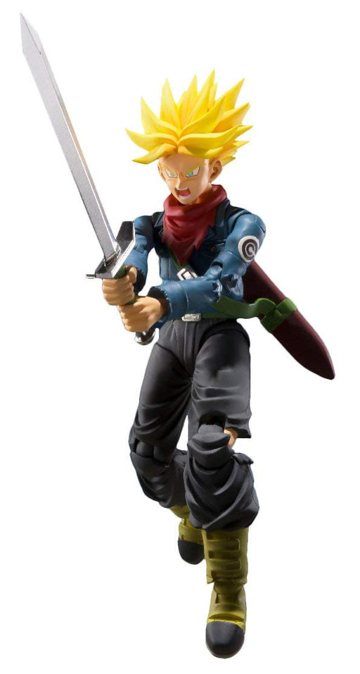 Bandai Tamashii Nations Dragon Ball - Future Trunks S.H. Figuarts
