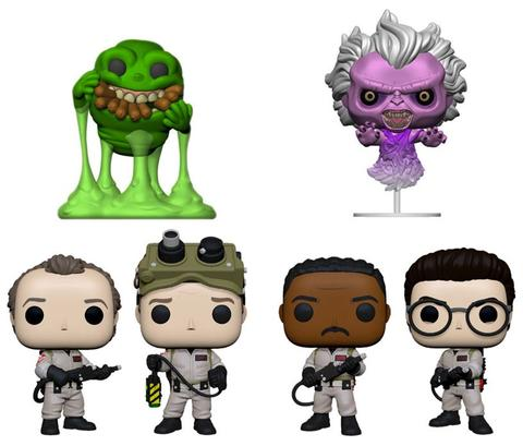 Funko Pop! Movies: Ghostbusters Series 2 (Set of 6)