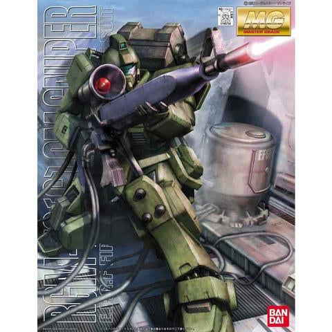 Bandai Hobby Gundam 08th MS Team RGM-79(G) GM Sniper 1/100 MG Model Kit
