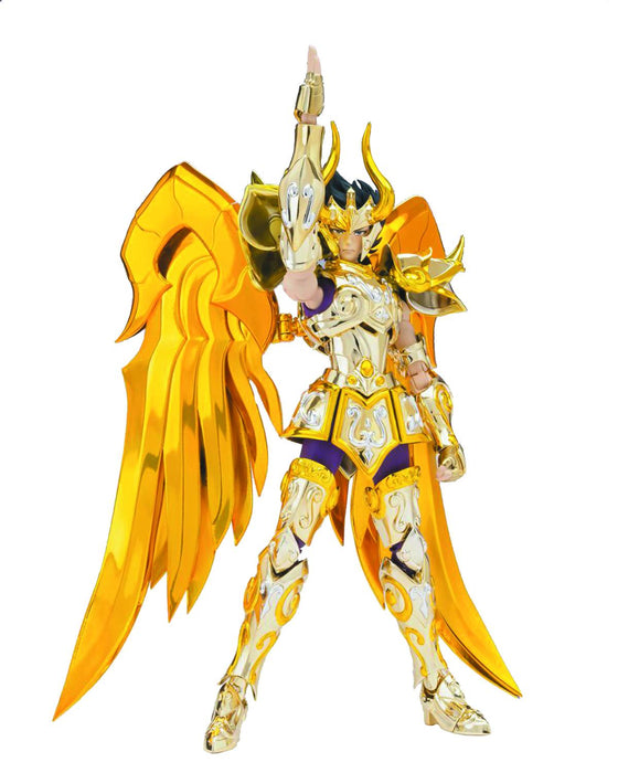 Bandai Tamashii Nations Saint Cloth Myth EX: Saint Seiya Soul of Gold - Capricorn Shura (God Cloth)