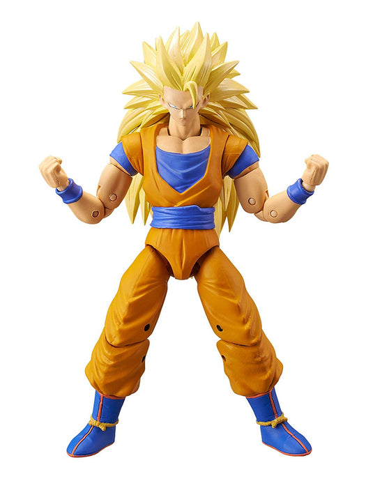 Bandai Dragon Ball Super: Dragon Stars Super Saiyan 3 Goku Action Figure
