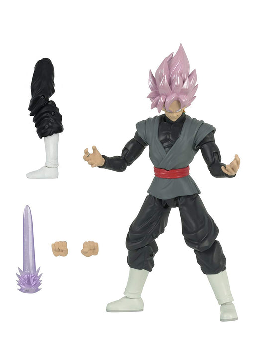 Bandai Dragon Ball Super: Dragon Stars Rose Goku Black Action Figure