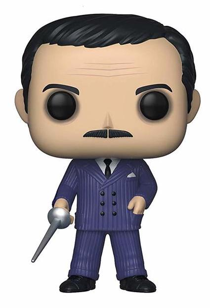 Funko Pop! Television : The Addams Family - Gomez (Chase Variant)