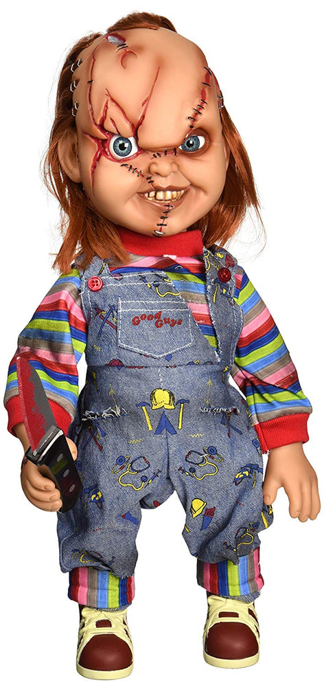 Mezco Toyz Child's Play: Talking Mega Scale 15-inch Chucky Doll