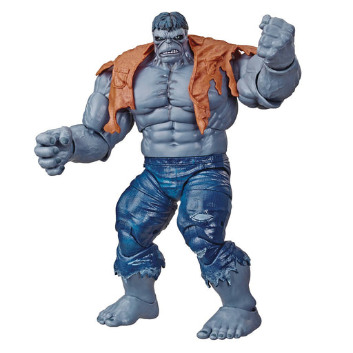 "Hasbro Marvel Legends 80th Anniversary 6"" Action Figure - Grey Hulk"
