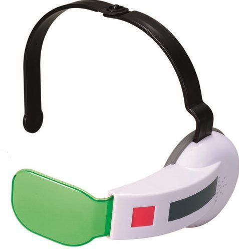 Dragon Ball Z Super Saiyan Scouter (Green Lens Version)