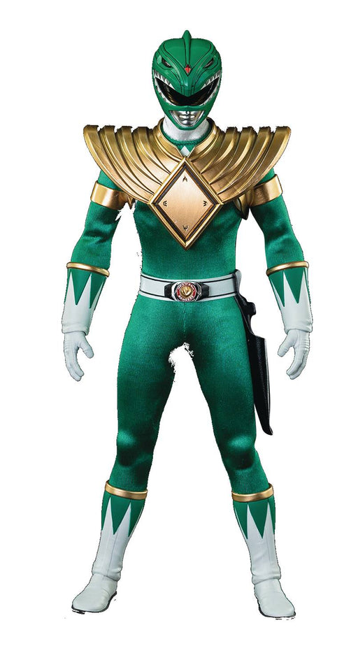ThreeZero MMPR - Green Ranger 1/6 Scale Action Figure