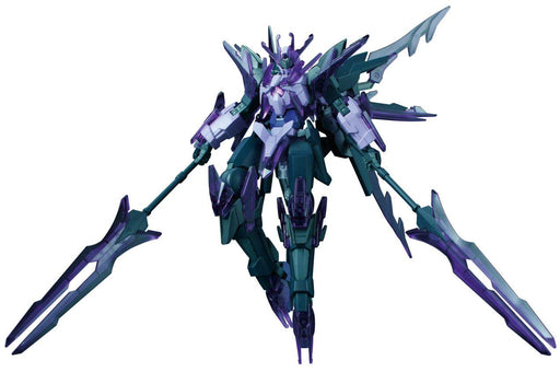 Bandai Hobby Gundam Build Fighters - #50 Transient Gundam Glacier HG Model Kit