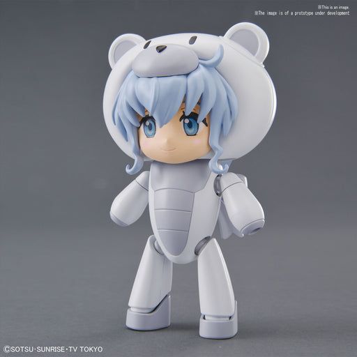 Bandai Hobby Gundam Build Divers #22 Petit'gguy Chara'gguy Sarah HG Model Kit