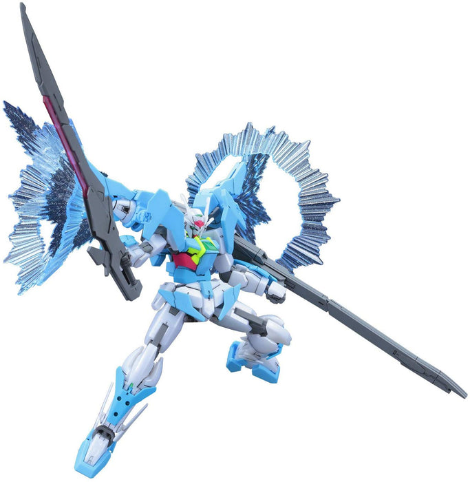 Bandai Hobby Gundam Build Divers - #14-SP Gundam 00 Sky (Higher Than Sky Phase) 1/144 HG Model Kit