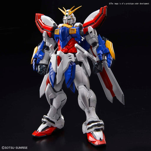 Bandai Spirits G Gundam - God Gundam Hi-Res Model Kit