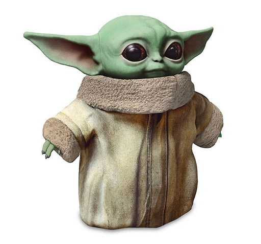 "Mattel Star Wars: The Mandalorian - The Child (aka ""Baby Yoda"") 11-inch Plush Figure"
