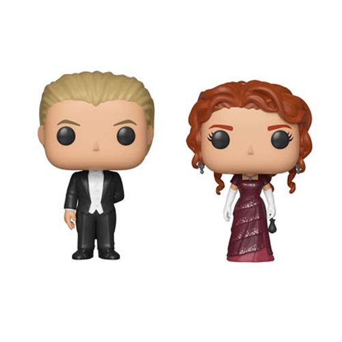 Funko Pop! Movies: Titanic (Set of 2)