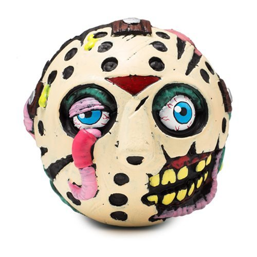 "Madballs Horrorballs 4"" Foam Ball: Friday the 13th - Jason Voorhees"