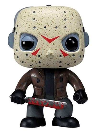 Funko Pop! Movies: Friday the 13th - Jason Voorhees (GITD Chase Variant)