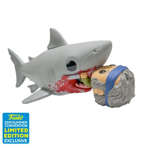 Funko Pop! Movies - Jaws Eating Quint (SDCC 2019 Exclusive)