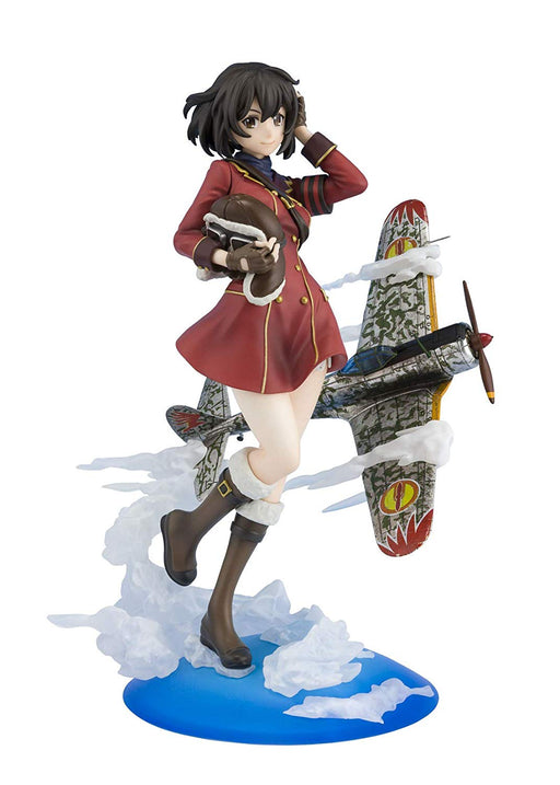 Bandai Tamashii Nations Kotobuki Squadron in the Wilderness - Kirie FiguartsZERO