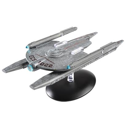 Star Trek Starships Vehicle & Magazine Special # 25: U.S.S. Kobayashi Maru