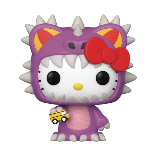 Funko Pop! Sanrio: Hello Kitty Kaiju - Land Kaiju