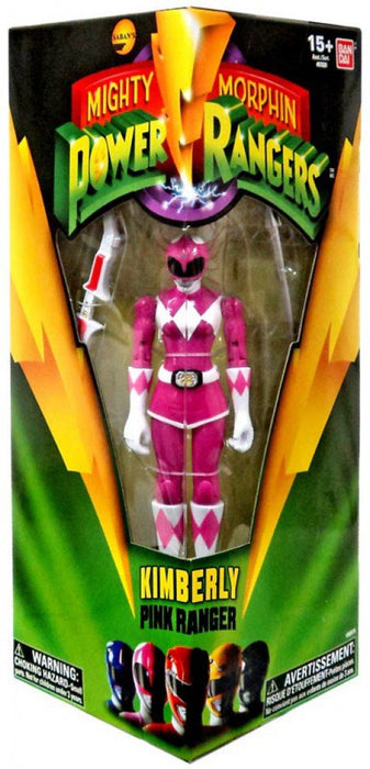 "Bandai Power Rangers Legacy Pink Ranger 5"" Action Figure"