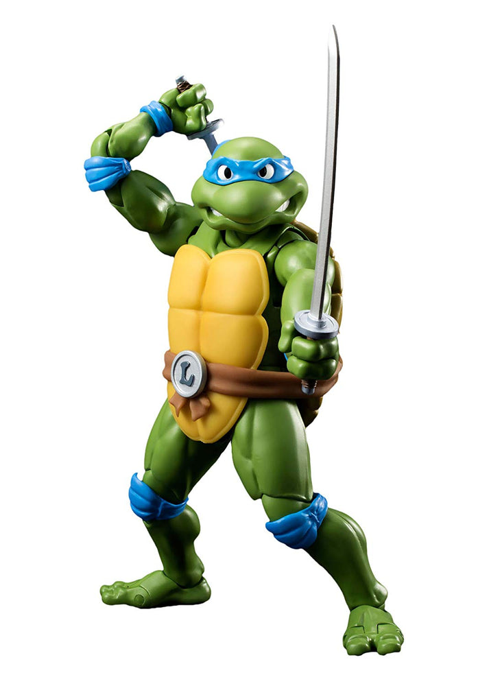 Bandai Tamashii Nations Teenage Mutant Ninja Turtles - Leonardo S.H. Figuarts