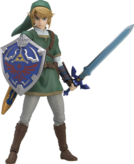 Good Smile The Legend of Zelda: Twilight Princess - Link Figma