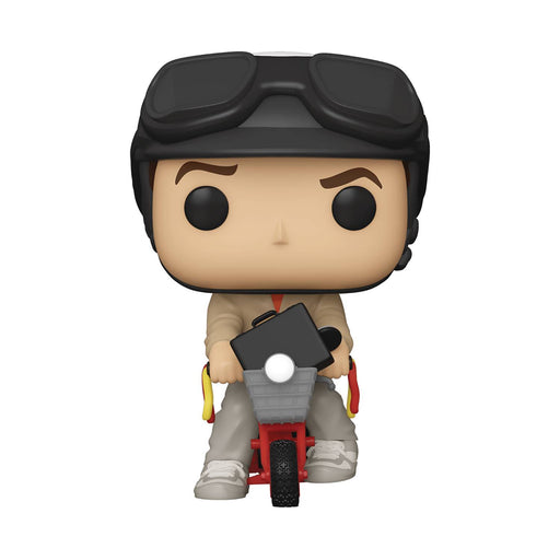 Funko Pop! Rides: Dumb and Dumber - Lloyd Christmas on Bicycle