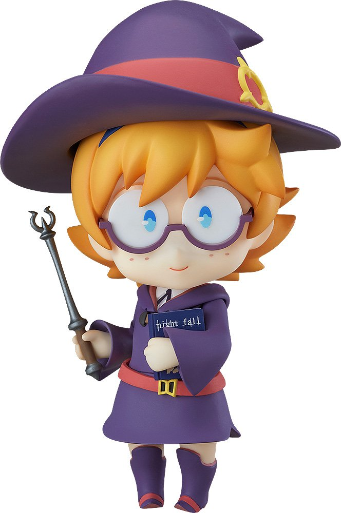 Good Smile Little Witch Academia: Lotte Yanson Nendoroid