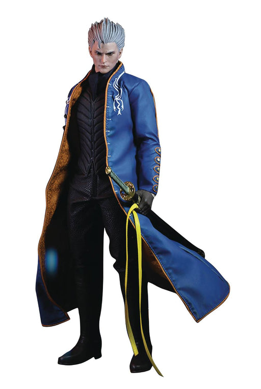 Asmus Toys Devil May Cry V - Vergil (Luxury Ver.) 1/6 Scale Action Figure