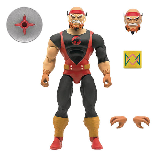 Super7 Thundercats Wave 4 Ultimates 7-inch Action Figure - Lynx-o