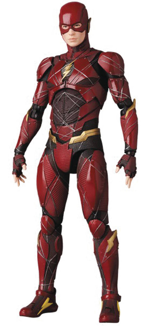 Medicom DC Comics Justice League Movie The Flash MAFEX Action Figure