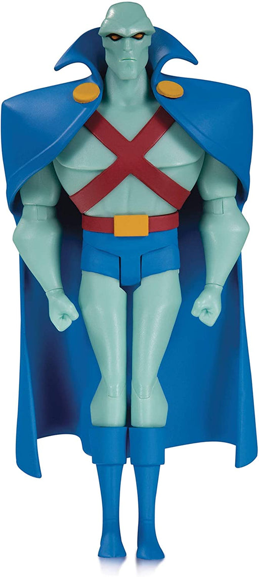 DC Collectibles Justice League Animated - Martian Manhunter Action Figure