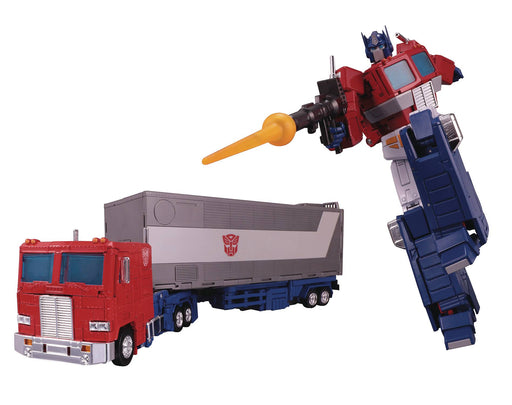Transformers Masterpiece MP-44 Optimus Prime/Convoy (Ver. 3) Action Figure