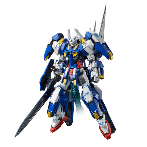 Bandai Hobby Mobile Suit Gundam 00V - Gundam Avalanche Exia 1/100 MG Model Kit