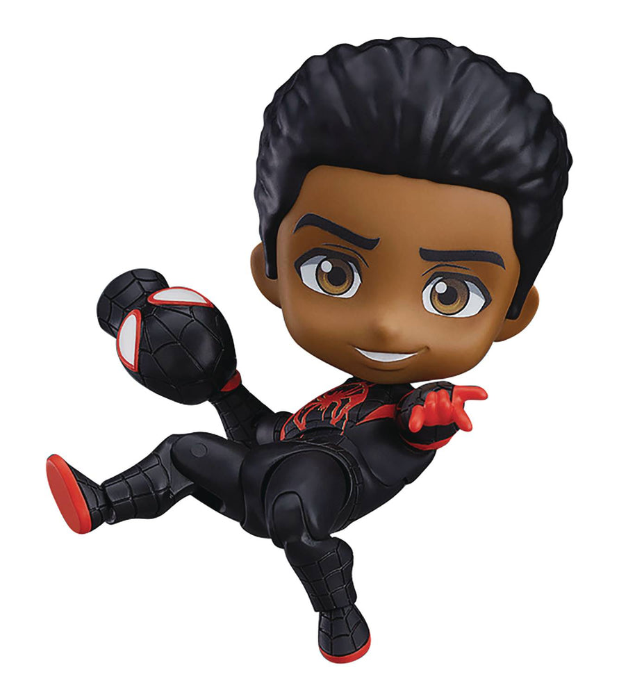 Good Smile Spider-Man: Into the Spider-Verse - Miles Morales (Spider-Verse DX Edition) Nendoroid