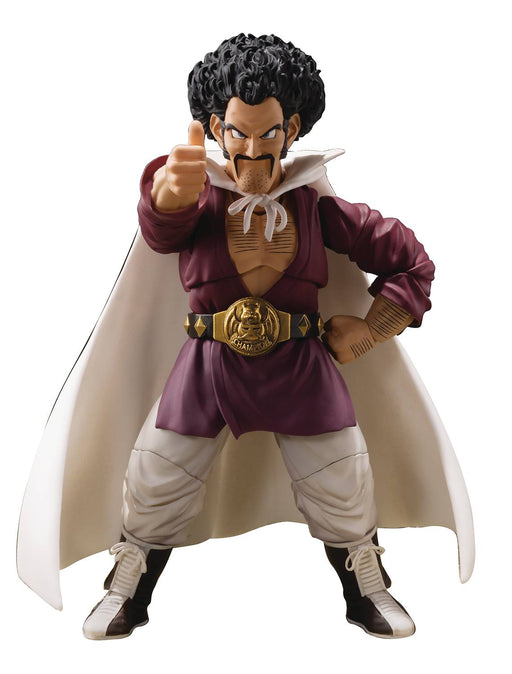 Bandai Tamashii Nations Dragon Ball Z - Mr. Satan S.H. Figuarts
