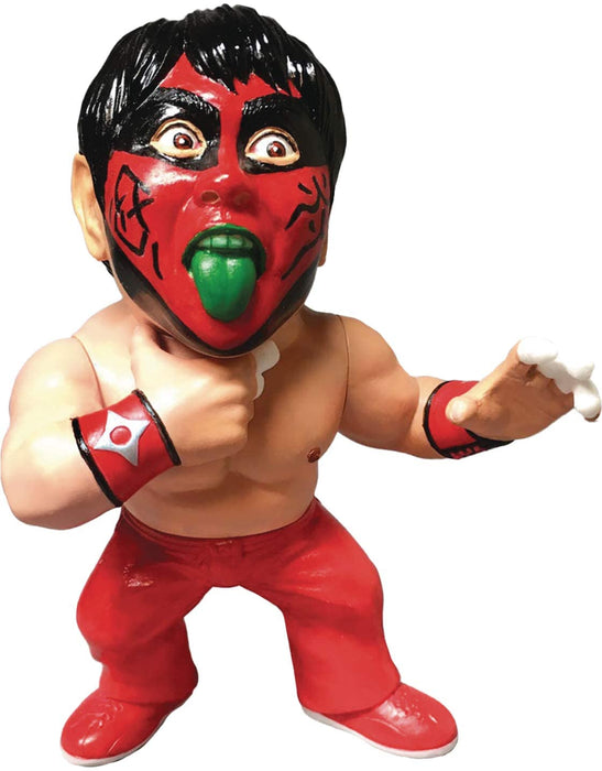 16 Directions New Japan Pro-Wrestling Collection - The Great Muta Vinyl Figure