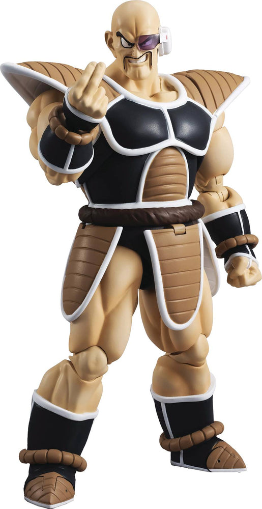Bandai Tamashii Nations Dragon Ball Z - Nappa S.H. Figuarts